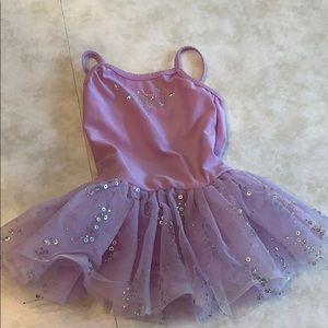 Toddler ballet leotard